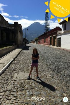 Guatemala with Kids: All the best activities to enjoy in Antigua: Chocolate making, Mayan birth sign, Walking tours, Pacaya volcano, Arts & Crafts Markets, Sunset Viewpoints, Where to eat, Handmade cowboy boots | Guatemala With Kids | Antigua | Family Tra