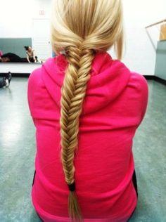If only my hair was this long!