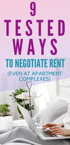 Is rent negotiable, and can you negotiate rent at an apartment complex? I've got 9 (tested) ways to negotiate your rent bill down. Saving Money Quotes, Money Saving Tips, Money Tips, No Spend Challenge, Money Saving Challenge, Cheap Apartment, Cozy Apartment, Debt Snowball Worksheet, Paying Off Credit Cards