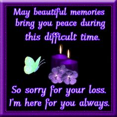 Show your deep sympathy to someone with this ecard. Free online A Sympathy Ecard ecards on Inspirational Sympathy Quotes For Loss, Condolence Messages, Sympathy Cards, Greeting Cards, Sympathy Gifts, Loss Of A Loved One Quotes, First Love Quotes, Lost Quotes, Death Quotes