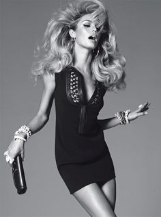 Candice Swanepoel by Steven Meisel for Vogue Italia