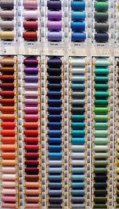 Gutermann thread at Bolt - Cotton & Flax