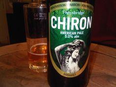 Cerveja Thornbridge Chiron, estilo American Pale Ale, produzida por Thornbridge Brewery, Inglaterra. 5% ABV de álcool.