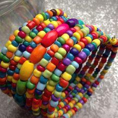 Mozaika barevná duha mozaika colours barvičky lentilky www.simira.cz 122,-Kč