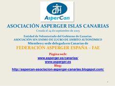 Federación Asperger Islas Canarias.