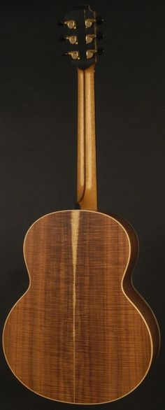 Lowden 35 Series Blackwood Back and Sides