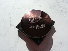 Make Up For Ever PRO BRONZE FUSION 20M Sand Bronzer, Makeup Products, Make Up, Maquillaje, Makeup, Beauty Makeup