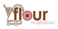 Flour Confections Shop Logo
