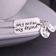 My Mom, My Friend Bracelet