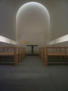 john pawson_chapel in Villa delle Bottere