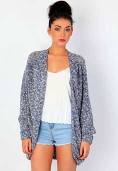 Missguided chunky knit cardigan perfect colour to make my eyes pop need this in my #MGwinterwardrobe