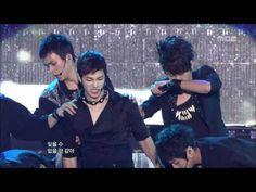 BEAST - Breath, 비스트 - 숨, Music Core 20101002