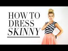 www.merakilane.com 7-fashion-tips-to-teach-you-how-to-look-skinnier
