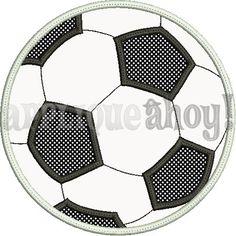 Applique Soccer