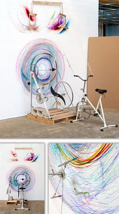 That's the biggest Spirograph I've ever seen!!
