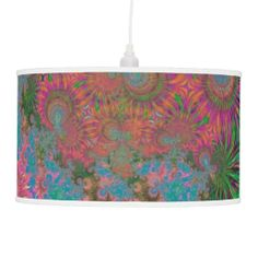 #Abstract #Art #Corals #Lamps