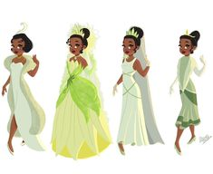 Tiana ✨ part two!