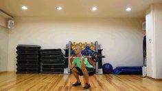 Μια προπόνηση που θα σε κουράσει αλλά θα δυναμώσει πολύ τις μεγάλες μυϊκές ομάδες του σώματος σου.
