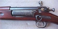 Krag carbine dated 1895