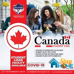 immigration consultants in Chandigarh - Hallmark immigration consultants are the best immigration consultants in Chandigarh in sector Call Education Agent, Canadian Universities, Ielts, Study Abroad, Counseling, Best Quotes, University, Canada, Student