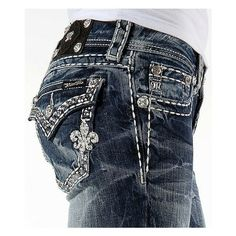 I do love Miss Me jeans...but there can come a time when there is too much sparkle so i gave them to my daughter!