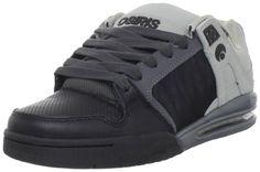 Osiris Men's Pixel Fashion Sneaker,Black/Charcoal/Grey,12 M US $80.00