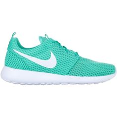 Nike Roshe Run BR ($88) ❤ liked on Polyvore featuring shoes, sneakers, women, nike footwear, nike shoes, nike and synthetic shoes