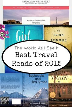 Best Travel Reads of 2015