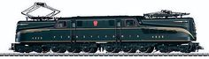 MARKLIN HO SCALE 1:87 PENNSYLVANIA GG-1 ELECTRIC LOCOMOTIVE 37493 #Marklin