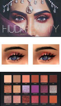 Lana CC Finds — fifthscreations: HUDA BEAUTY DESERT...
