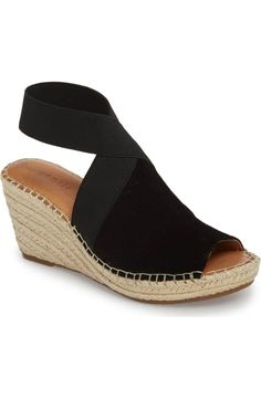 e4e3c097f1aa Gentle Souls by Kenneth Cole Colleen Espadrille Wedge (Women)