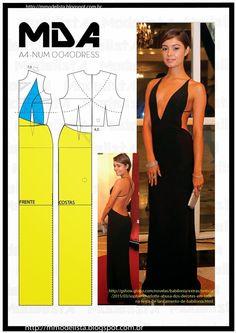 ModelistA: A4 NUME 0040 DRESS