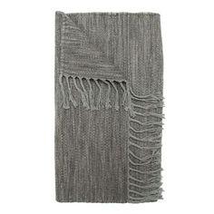 Abisko Wollteppich charcoal (grau) - 80 x 230cm - Himla