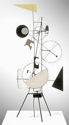 927 best making kinetic sculpture images on pinterest kinetic art one of the meta mechanical kinetic sculptures in the mta herbin series made of painted steel and an electric motor by jean tinguely 1954 kinetische solutioingenieria Images