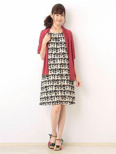 コーディネート|Jocomomola de Sybilla(ホコモモラ デ シビラ)|【公式】イトキンファッション通販サイト