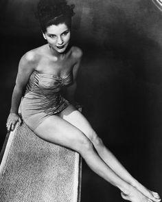 Debra Paget, 1950's