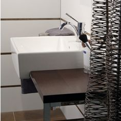 Pure Basic bathroom furniture collection | Villeroy & Boch