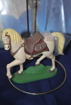 Disney's Maximus Tangled Figurine Ornament   Free by HobbyHaven, $13.50