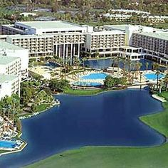 JW Marriott Resort and Spa in Palm Desert.  My family spoiled my sis and I by taking us here when we were younger.  Now if we go 2 Palm Springs...we only want to stay here.