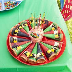 DIY Ninjago Birthday Ideas - www.mavora.com