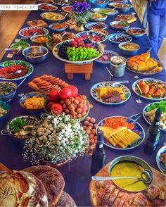 來桌土耳其式的滿漢全席!  ©omurakkor