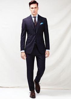 Check Sevilla suit - Men - MANGO