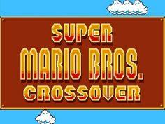 Super Mario Bros. Crossover gets a makeover in Version 2.0