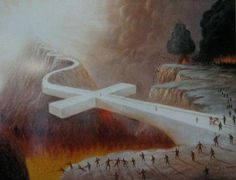 """God says there is only one way to heaven. """"Jesus said, I am the way, the truth, and the life: no man comes to the Father, except through Me. Lord And Savior, God Jesus, Jesus Christ, Christian Art, Christian Quotes, Christian Pictures, Bible Pictures, Cross Pictures, The Cross Of Christ"""