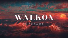 Font of the day: WalkOn | Typography | Creative Bloq