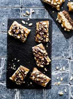 Pähkinä-suklaaraakakakku | K-Ruoka Smoothie, Desserts, Food, Smoothies, Shake, Meal, Deserts, Essen, Hoods