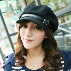 Cap is the beautiful piece wear for cover the head. Basically women wear the cap to avoiding winter cool breeze, and UV sun rays. Short Brim Hat, Wholesale Hats, Cheap Hats, Love Hat, News Boy Hat, Winter Hats For Women, Cool Hats, Caps For Women, Knitted Hats