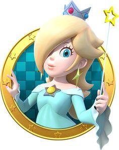 Rosalina - Mario Party: Star Rush