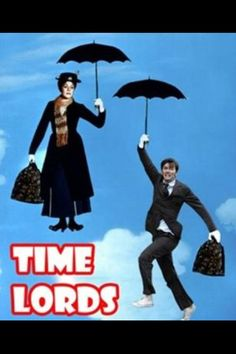 David Tennant in places he shouldn't be | Doctor Who Mary Poppins