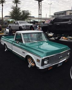 chevrolet pickup sema2016 by chariotz. Click to view more photos and mod info.
